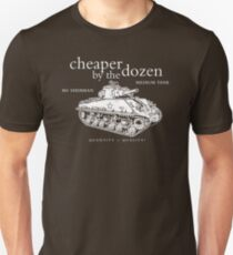 M4 Sherman Tank T-Shirt