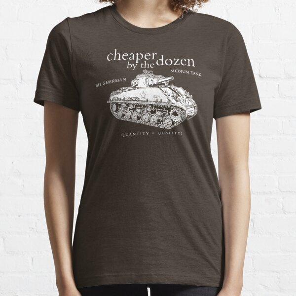 M4 Sherman Tank Essential T-Shirt