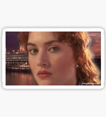 Kate Elizabeth Winslet was born in Reading, Berkshire, England Sticker