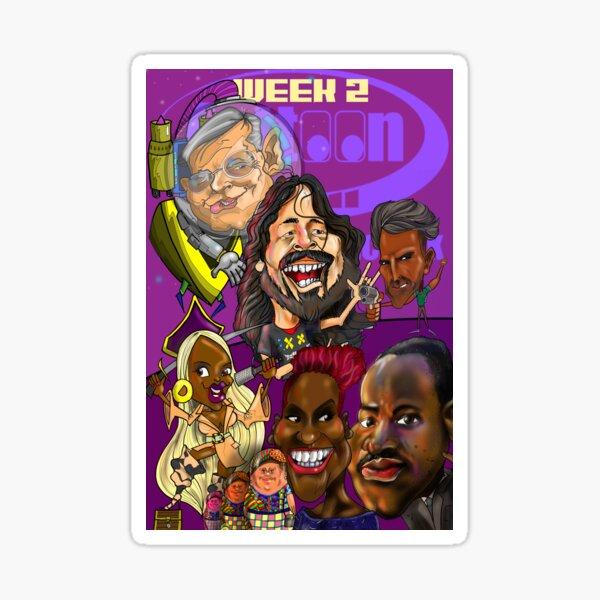 Week 2 Sticker