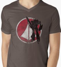 UN Spacy Men's V-Neck T-Shirt