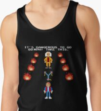 Back To The Zelda Tank Top