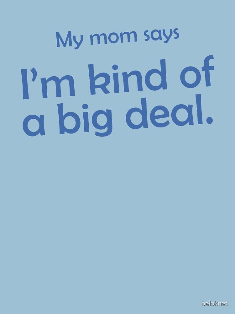 Big Deal by beloknet