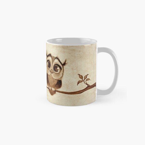 Doodles Series - Owl Mug Classic Mug