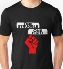One Struggle, One Fight Unisex T-Shirt