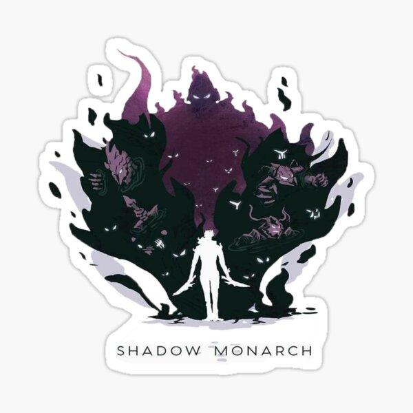 SHAMONARCH Sticker