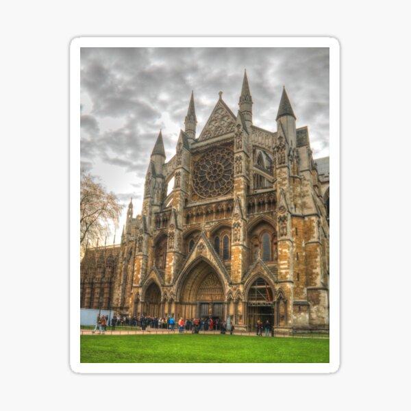 Westminster Abbey Sticker
