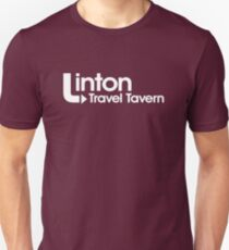 Linton Travel Tavern! Unisex T-Shirt