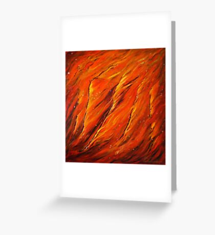 From the Ashes Greeting Card