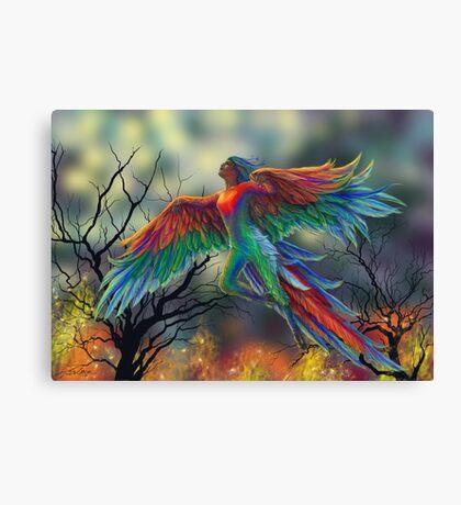 Ladybird, ladybird Canvas Print