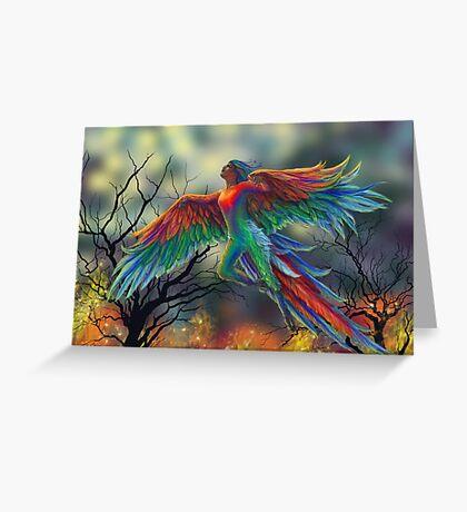 Ladybird, ladybird Greeting Card