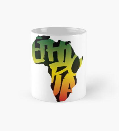 Ethiopia in Africa - Black Mug