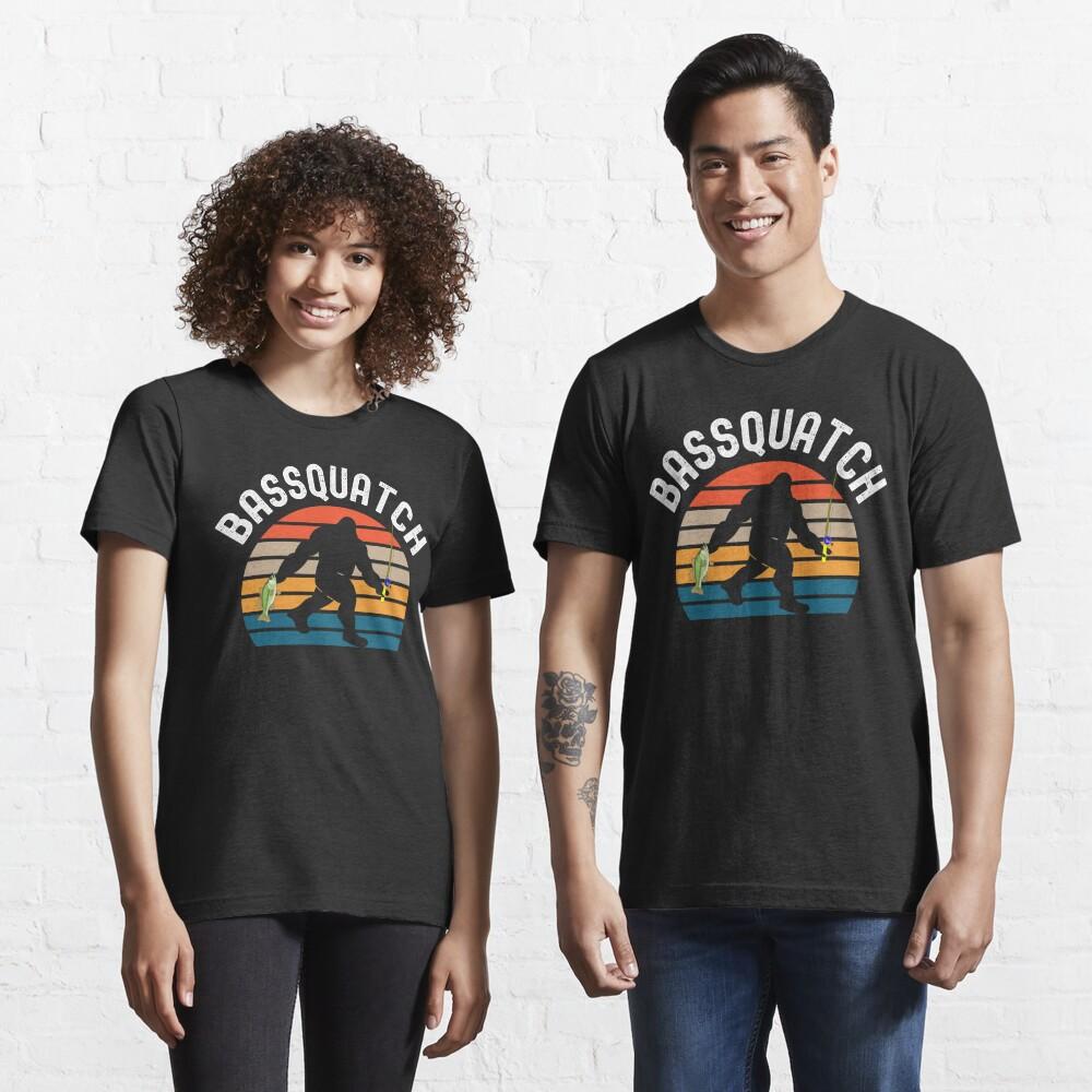 Bassquatch Essential T-Shirt