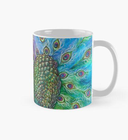 The Perfect Peacock. Mug