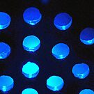 Abstact/Close-up with Blue Illumination. by Billlee