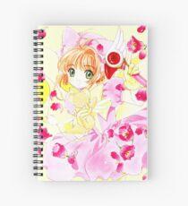 Sakura vs. Fight Spiral Notebook