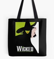 Wicked Broadway Musical Tote Bag