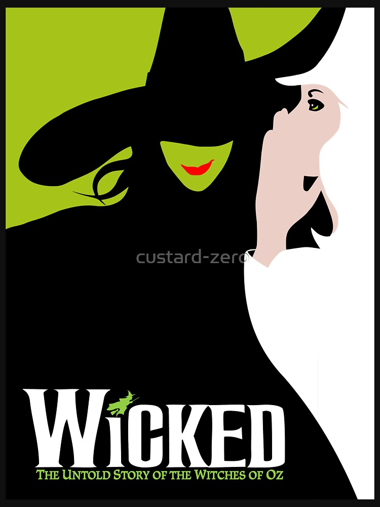 Wicked Broadway Musical | Unisex T-Shirt