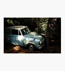 Weasley Car Photographic Print