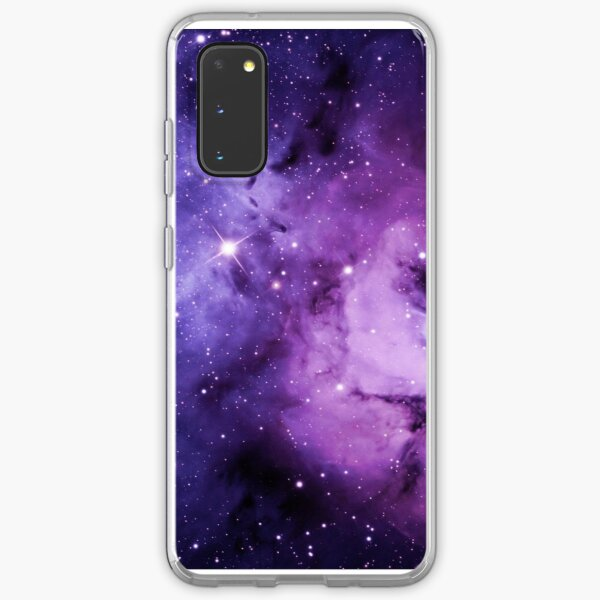 Purple Nebula  Samsung Galaxy Soft Case