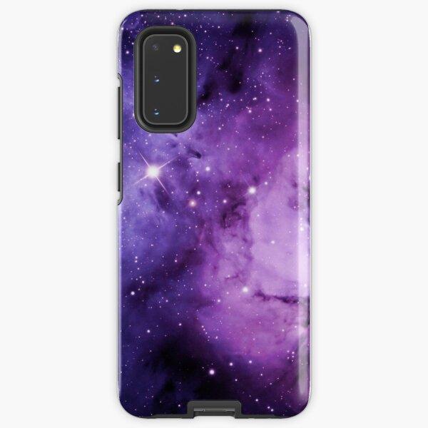 Purple Nebula  Samsung Galaxy Tough Case