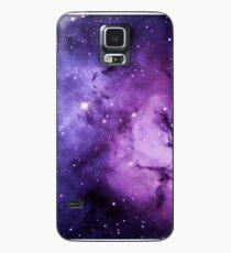 Purple Nebula  Case/Skin for Samsung Galaxy