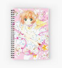 Sakura vs. Opening 3 Spiral Notebook