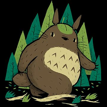 Totoro by Ossan