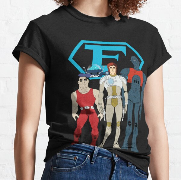 Captain Future Crew Classic T-Shirt