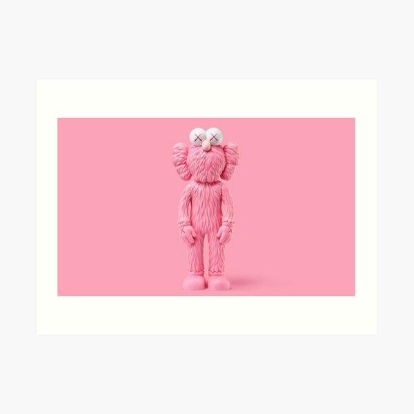 sonrisa rosa sza Lámina artística