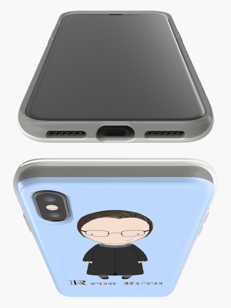 Alternate view of R is for Ruth iPhone Case & Cover