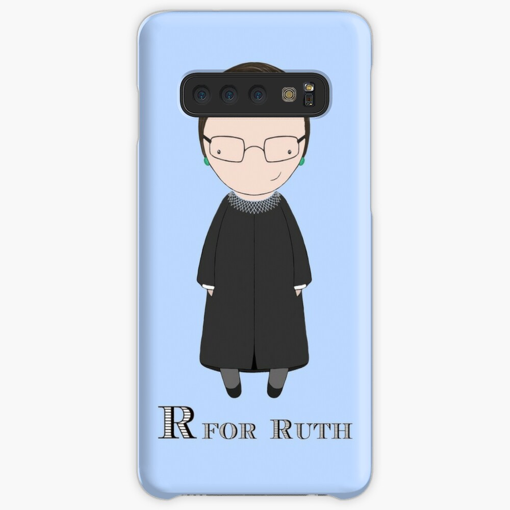 R is for Ruth Case & Skin for Samsung Galaxy