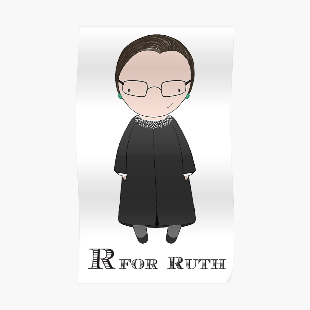 R is for Ruth Poster