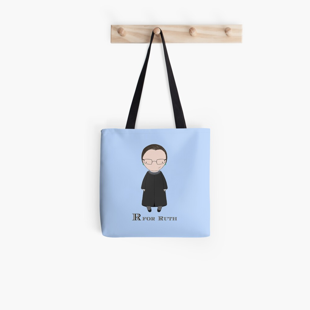 R is for Ruth Tote Bag