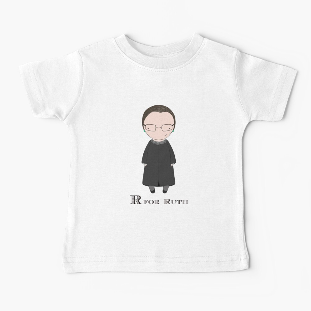 R is for Ruth Baby T-Shirt