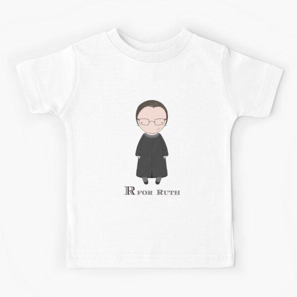 R est pour Ruth T-shirt enfant