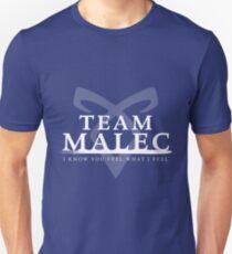 Shadowhunters - Team Malec Unisex T-Shirt