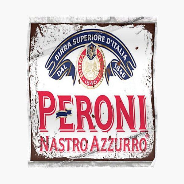 peroni beer Poster