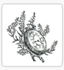 time Sticker
