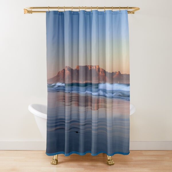 Cape Town Mother City Shower Curtain