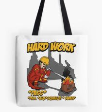 Fire Safety  Tote Bag