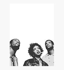The Fugees  Photographic Print