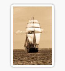 Sailing Baltic Sea Sticker
