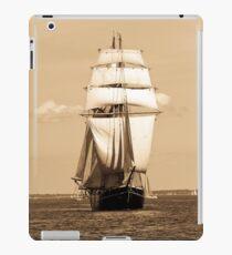 Sailing Baltic Sea iPad Case/Skin