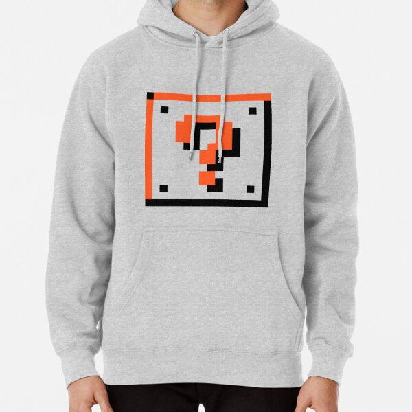 Power Up Pullover Hoodie