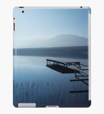 Blue Lake iPad Case/Skin