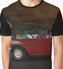 mercedes 200, oldtimer classic car Graphic T-Shirt