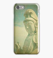 Buddha Statue iPhone Case/Skin
