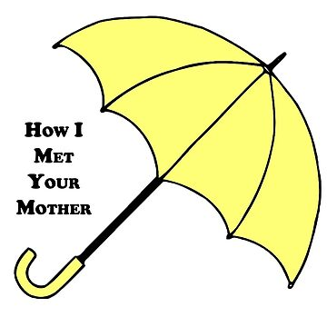 How I Met Your Mother- Yellow Umbrella by mhv23
