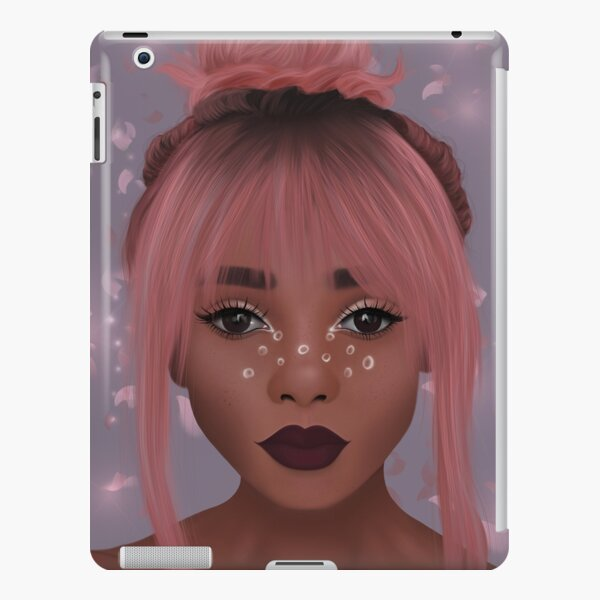 Pink Beauty  iPad Snap Case